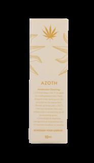 Azoth Cannabidiol Cannabis Hemp Hennep Weed Oil Better Health